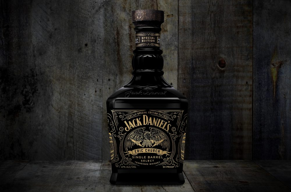 Jack Daniel's Names New Special Edition Tennessee Whiskey After Eric Church