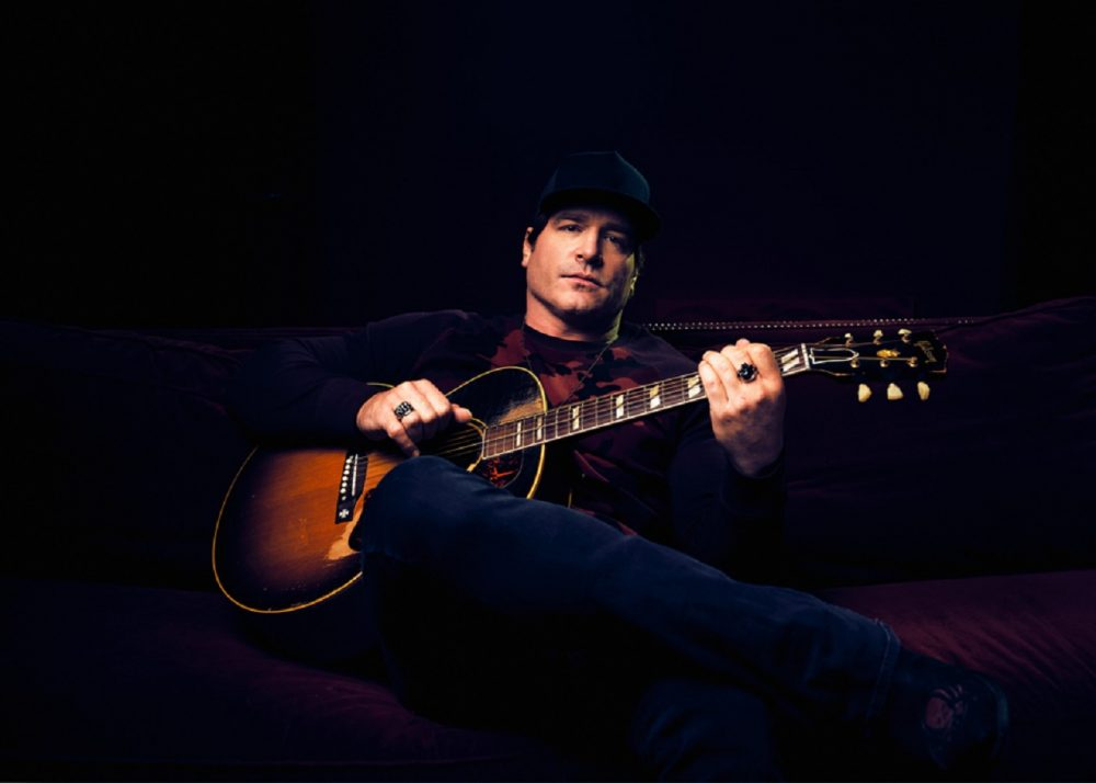 Jerrod Niemann Pushes Play on His 'Lost & Found' Project