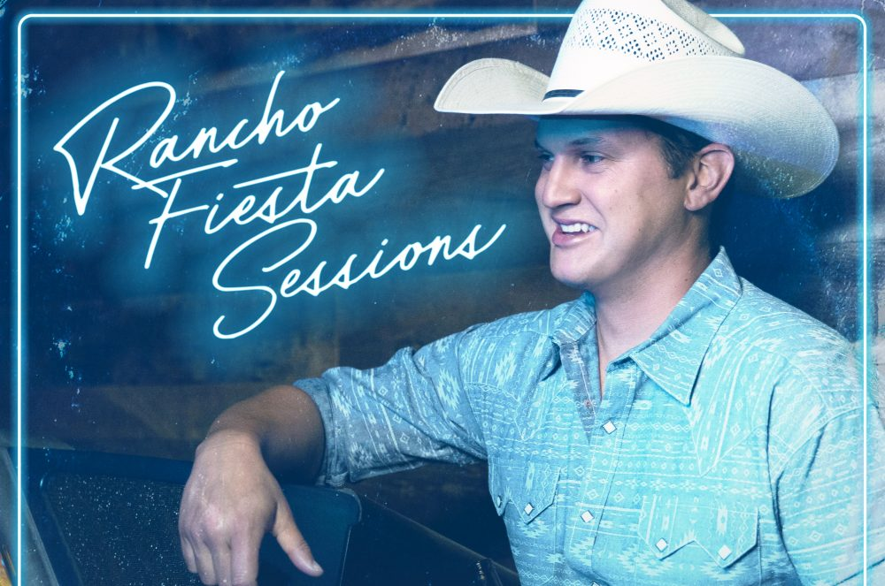 Jon Pardi Drops Surprise Live Album, 'Rancho Fiesta Sessions'