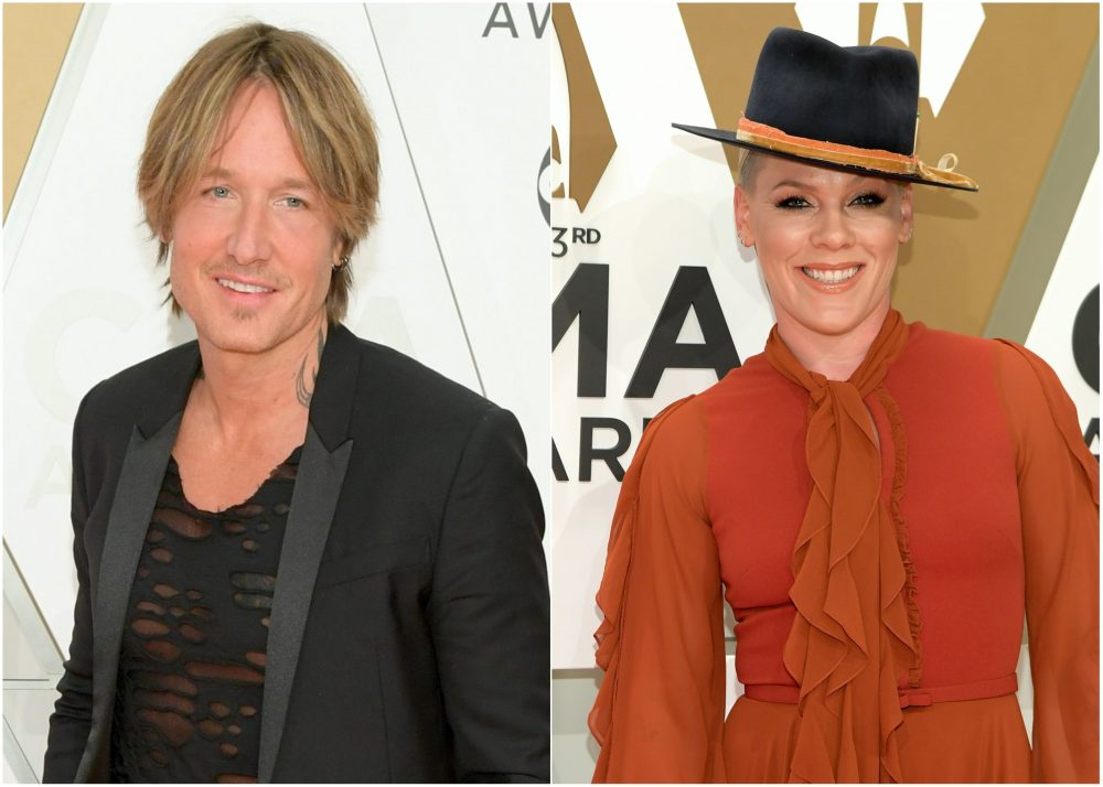 Keith Urban's 'The Speed of Now Part 1′ to Feature P!nk, Breland & More