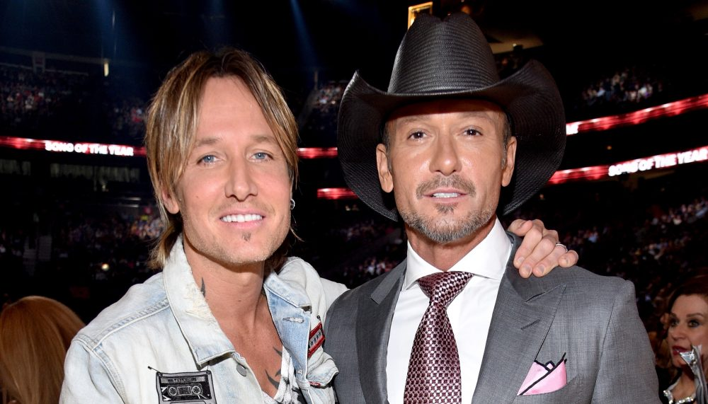 Tim McGraw, Keith Urban Lead Lineup for St. Jude Virtual Festival