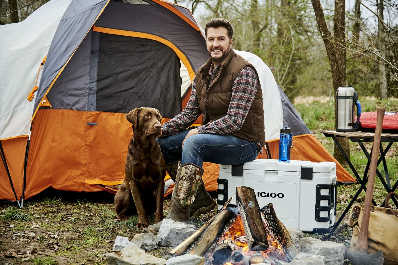 Luke Bryan Launches Exclusive Amazon Store Featuring His Favorite Outdoor Products