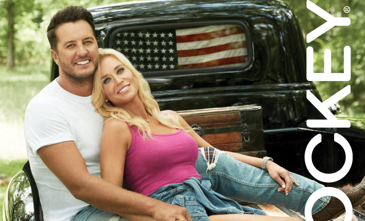 Caroline and Luke Bryan Named Jockey Ambassadors