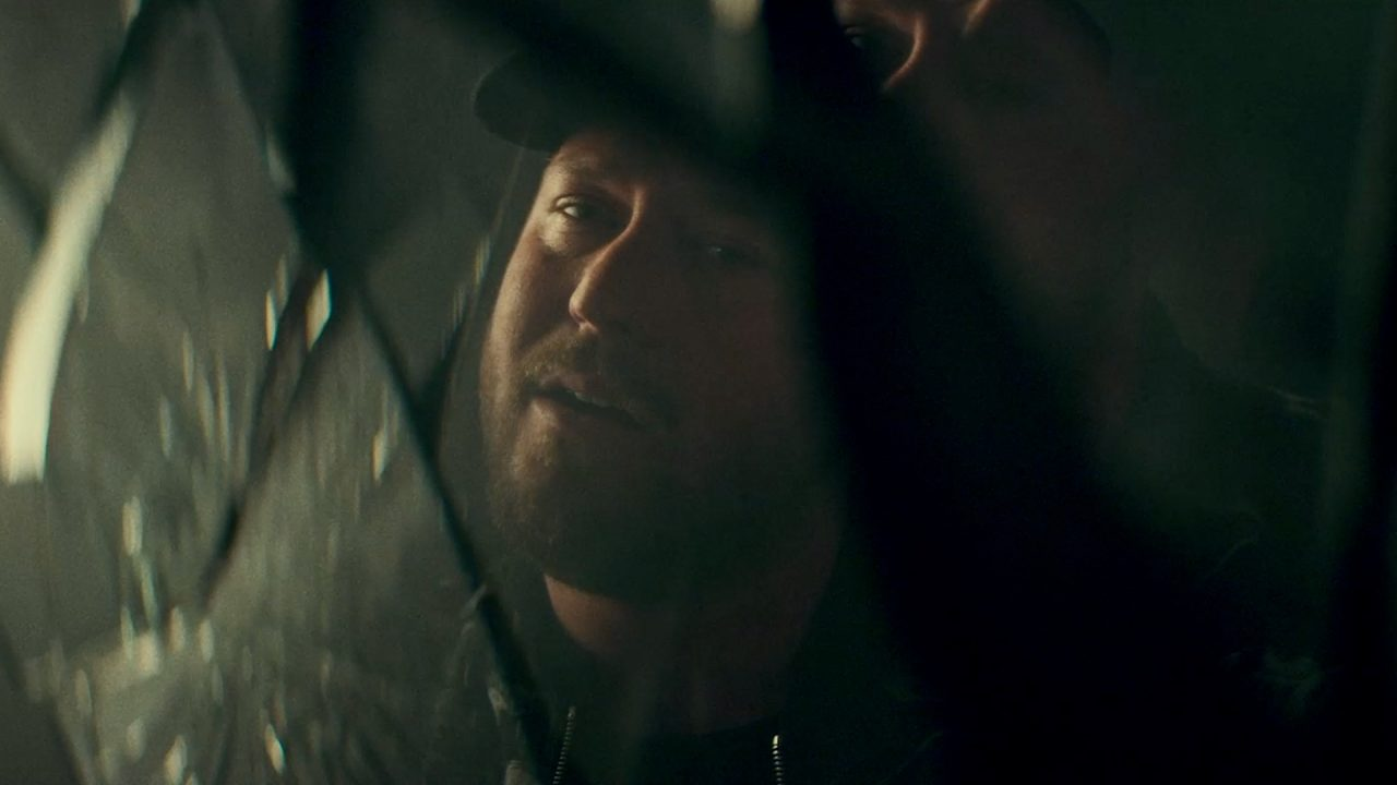 Mitchell Tenpenny Captures Real-Life Drama in 'Broken Up' Video