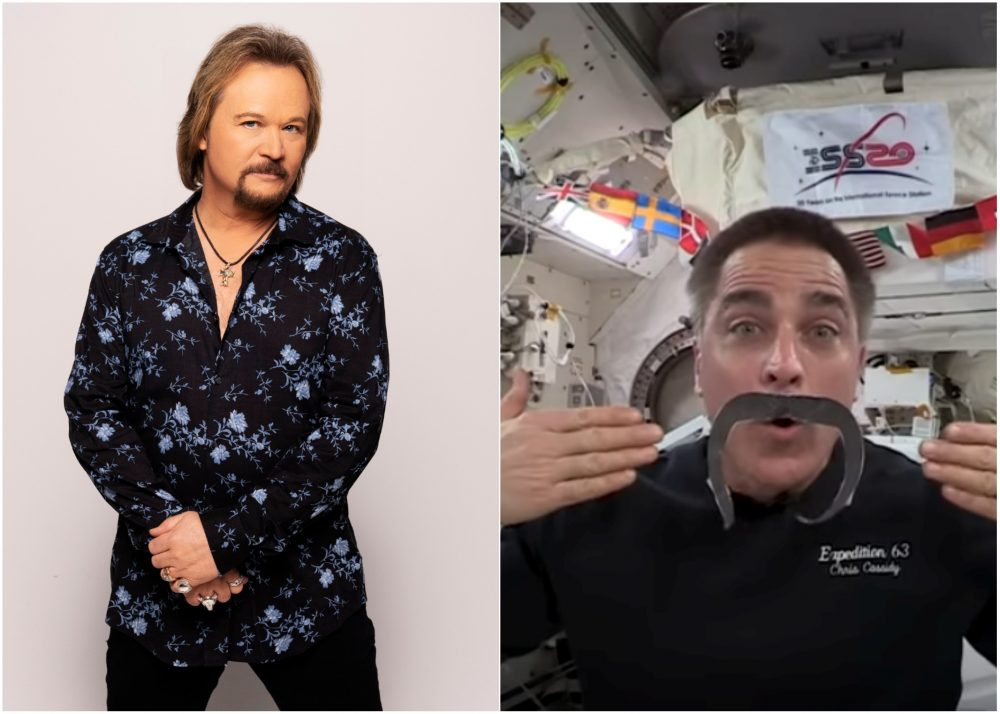 Astronauts Help Us Remember 'It's a Great Day to Be Alive'