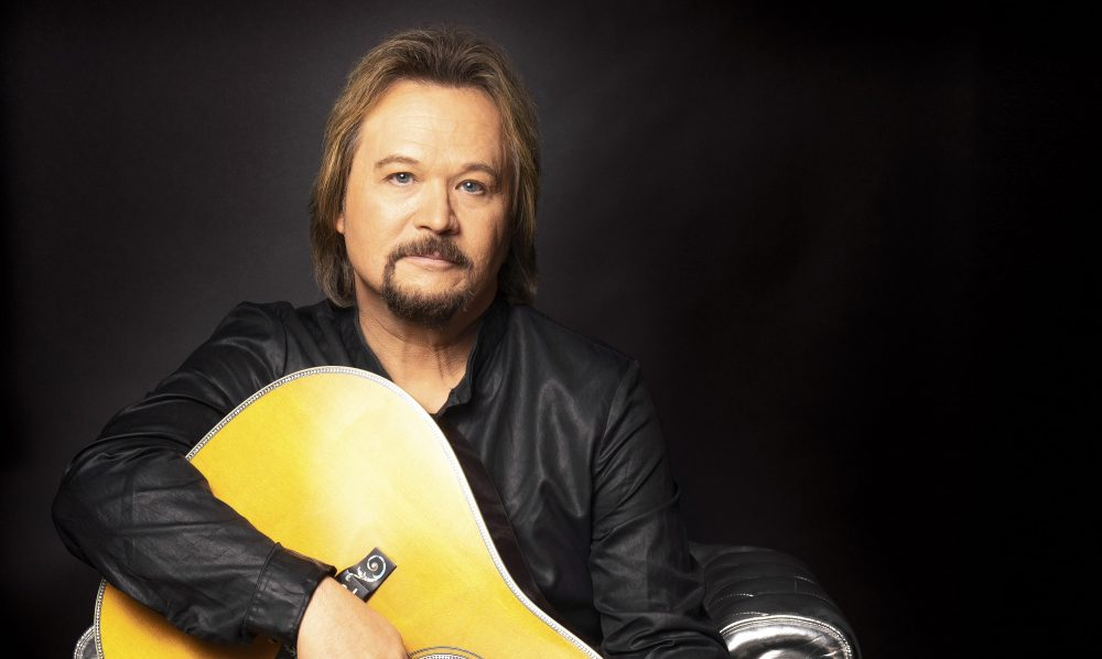 Travis Tritt Leaves Pandemic Life Behind in 'Ghost Town Nation'