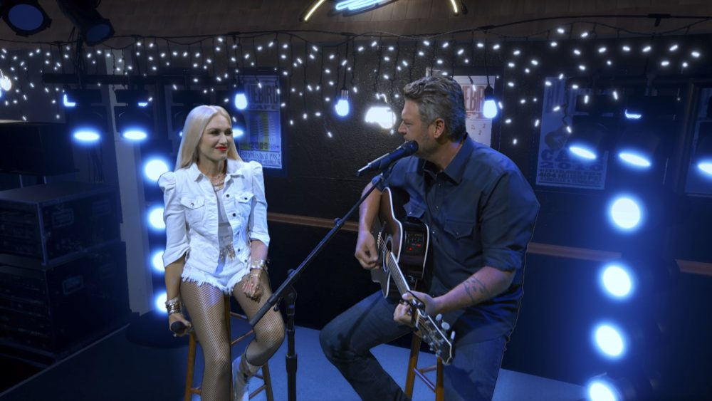 Blake Shelton and Gwen Stefani Hit No. 1 Again With 'Happy Anywhere'