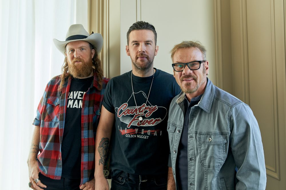 Brothers Osborne Appear on Phil Vassar's 'Songs From the Cellar'
