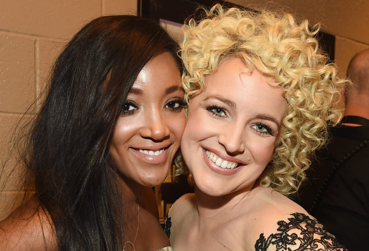 Cam Is 'So Moved' To Have Witnessed Mickey Guyton's Journey In Country Music