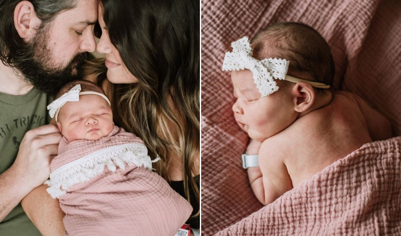 Clay Cook of the Zac Brown Band Welcomes Baby Girl Cecilia