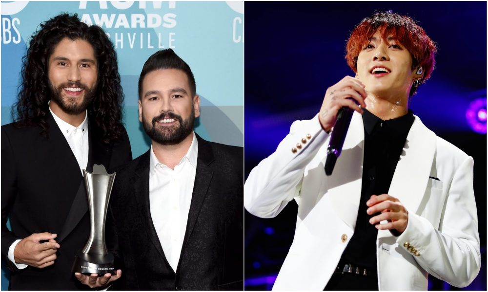 Dan + Shay Would Love to Collaborate With K-Pop Band, BTS