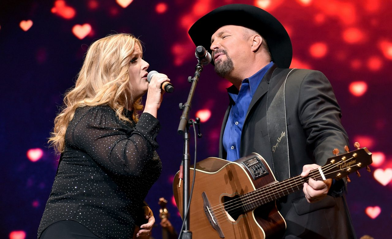 Garth Brooks and Trisha Yearwood Preview Their 'Shallow' Duet