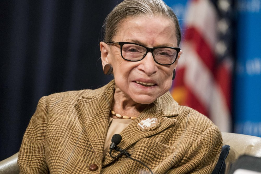 Maren Morris, Brandi Carlile and More React to the Death of Supreme Court Justice Ruth Bader Ginsburg