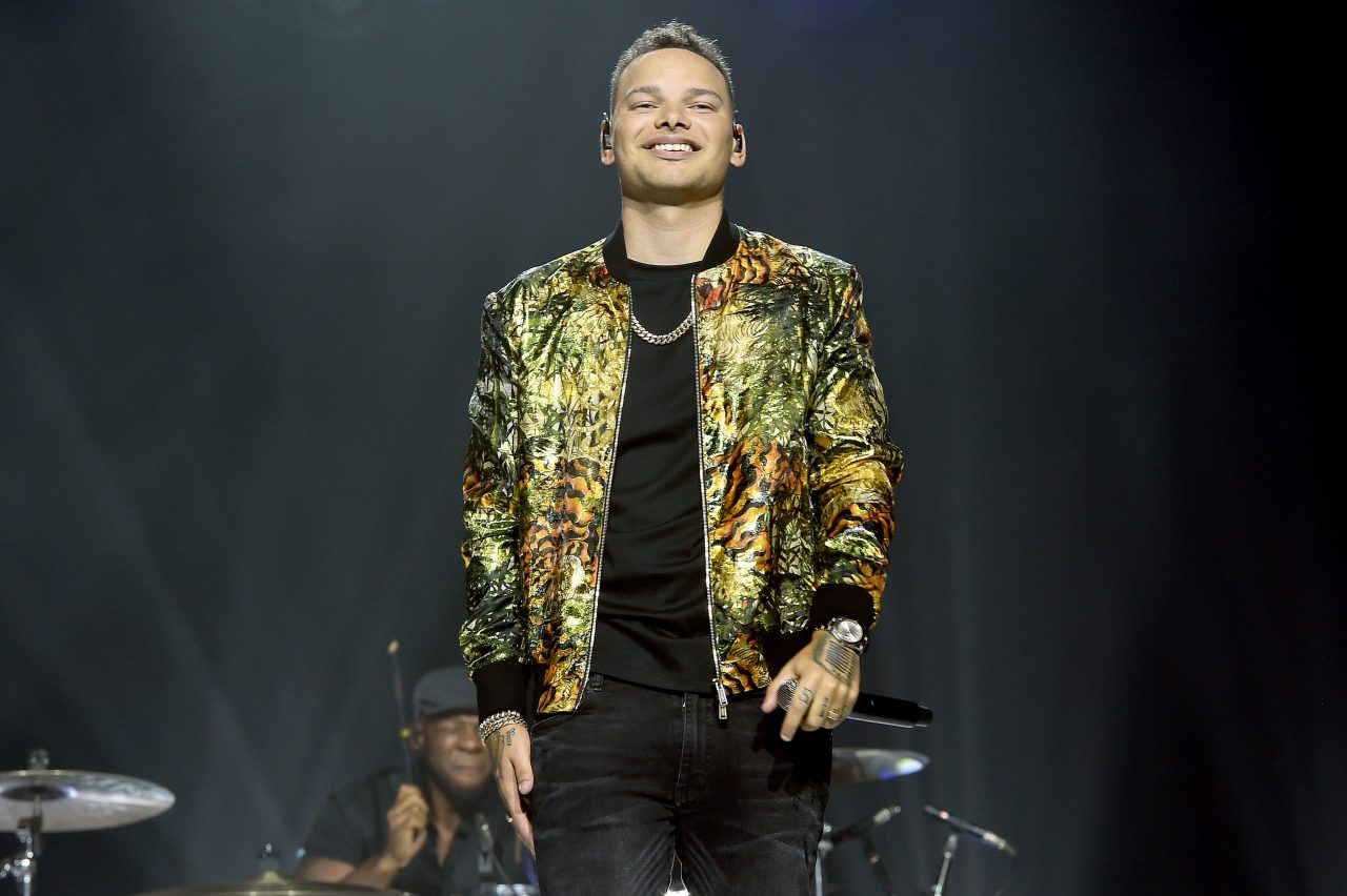 Kane Brown Gets In Gear for Drive-In Concert Experience