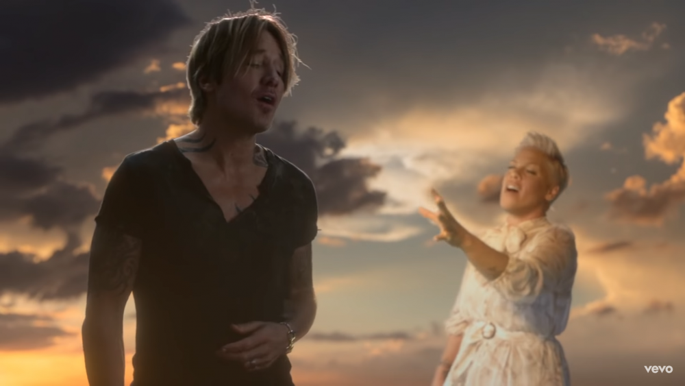 Keith Urban and P!nk Drift Into Heartbreak in 'One Too Many' Video