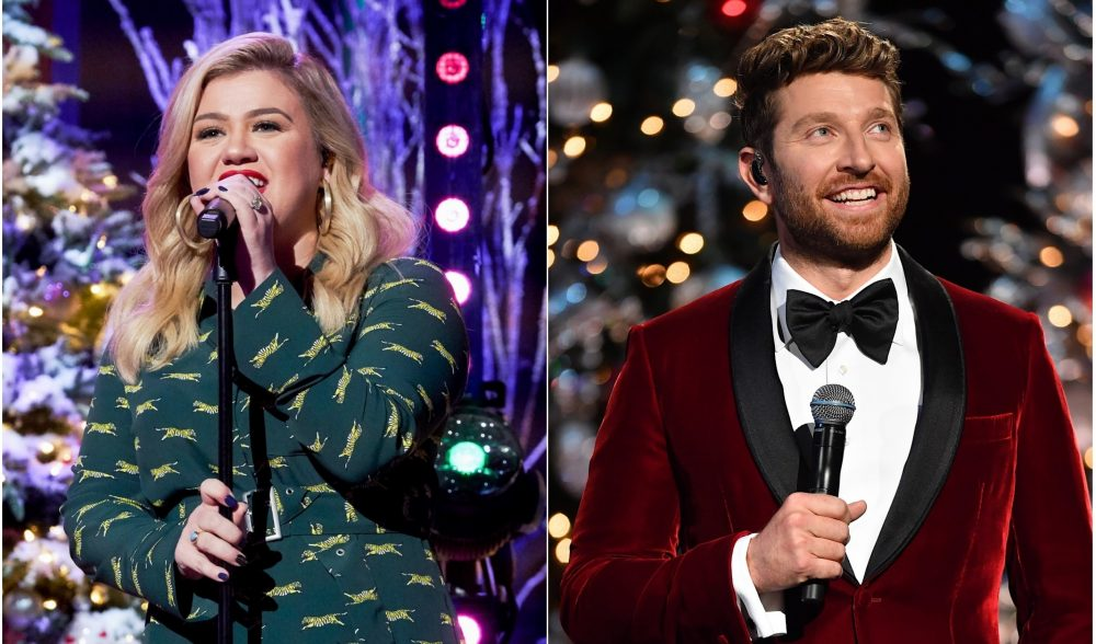 Kelly Clarkson To Release Christmas Song With Brett Eldredge