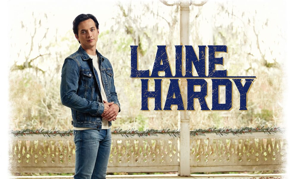Laine Hardy Shares Melancholy Holiday Classic, 'Please Come Home For Christmas'