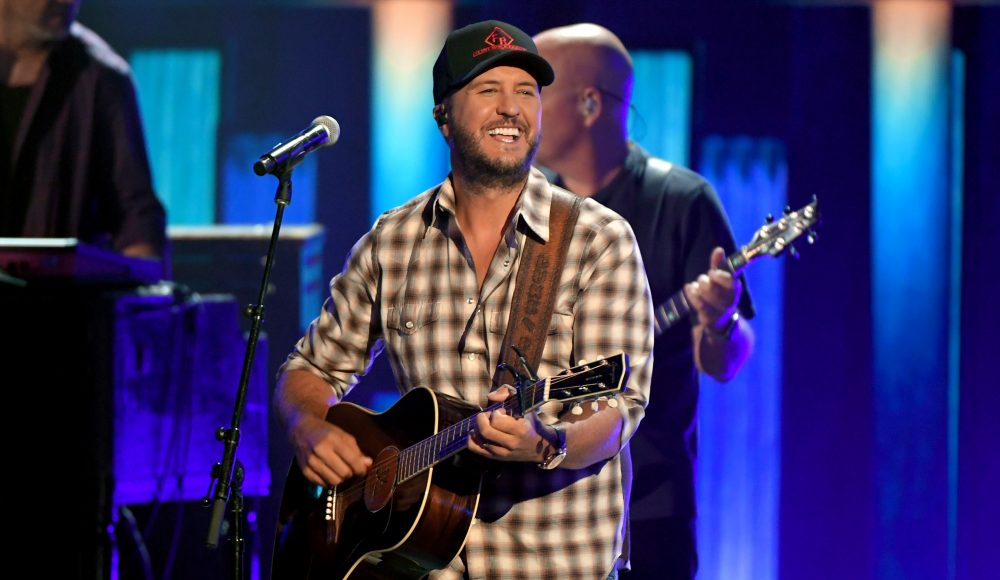 Luke Bryan, Carrie Underwood, Luke Combs, Thomas Rhett and Eric Church Open ACM Awards