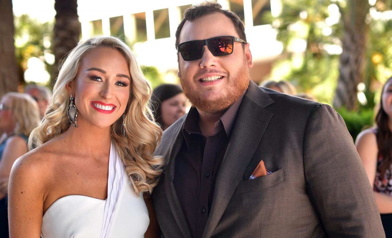 Luke Combs Talks Marriage In A Pandemic, Offers Tips To Couples Planning Their Wedding