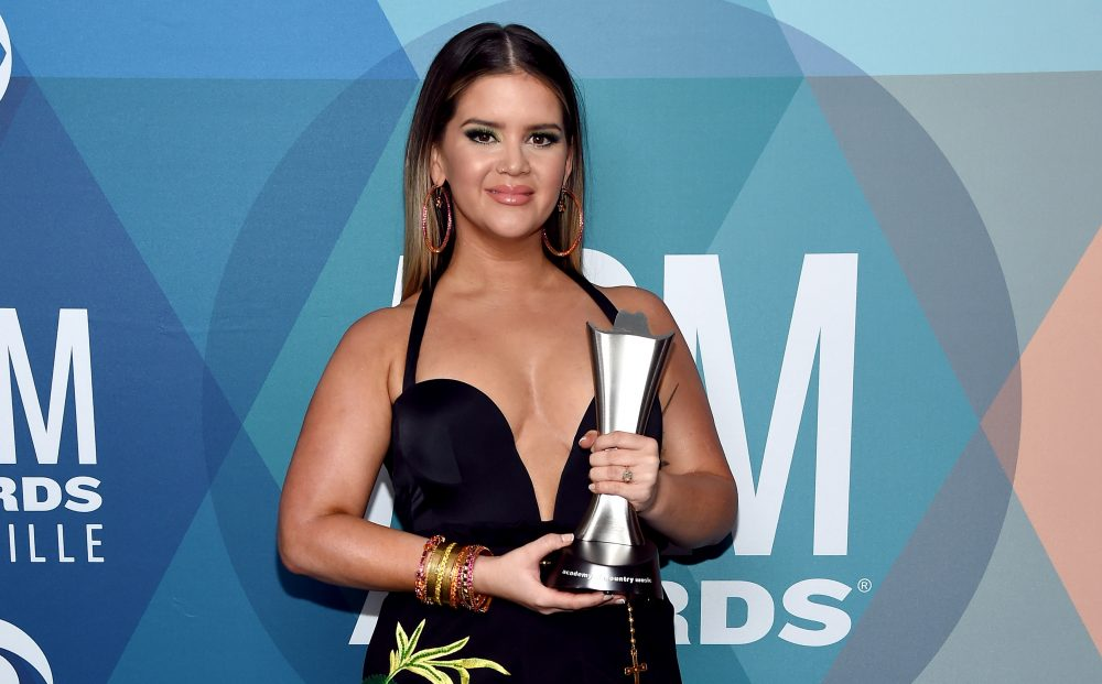 Maren Morris 'Never Saw' Herself Winning This Year's ACM Female Vocalist Of The Year Award