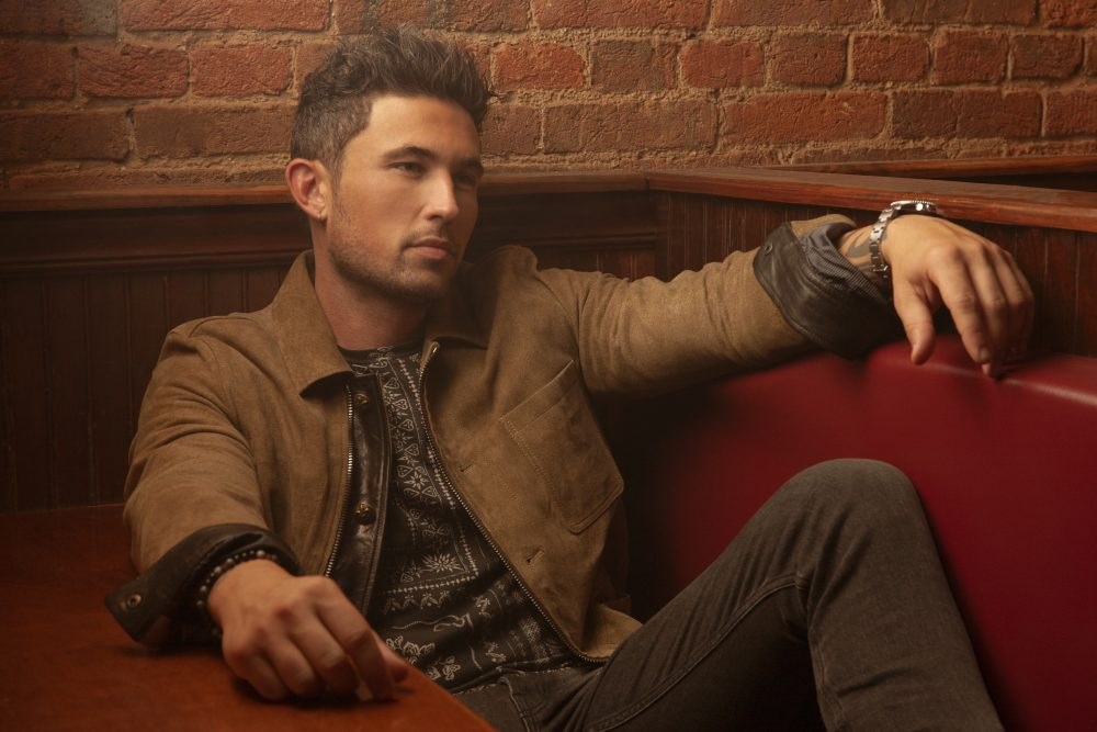 Michael Ray Returns To His Roots On Poignant 'Whiskey And Rain'