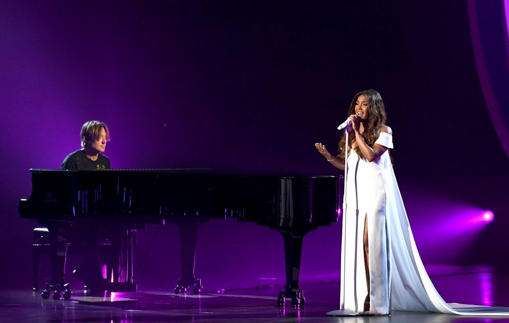 Mickey Guyton Offers Breathtaking ACM Awards Performance