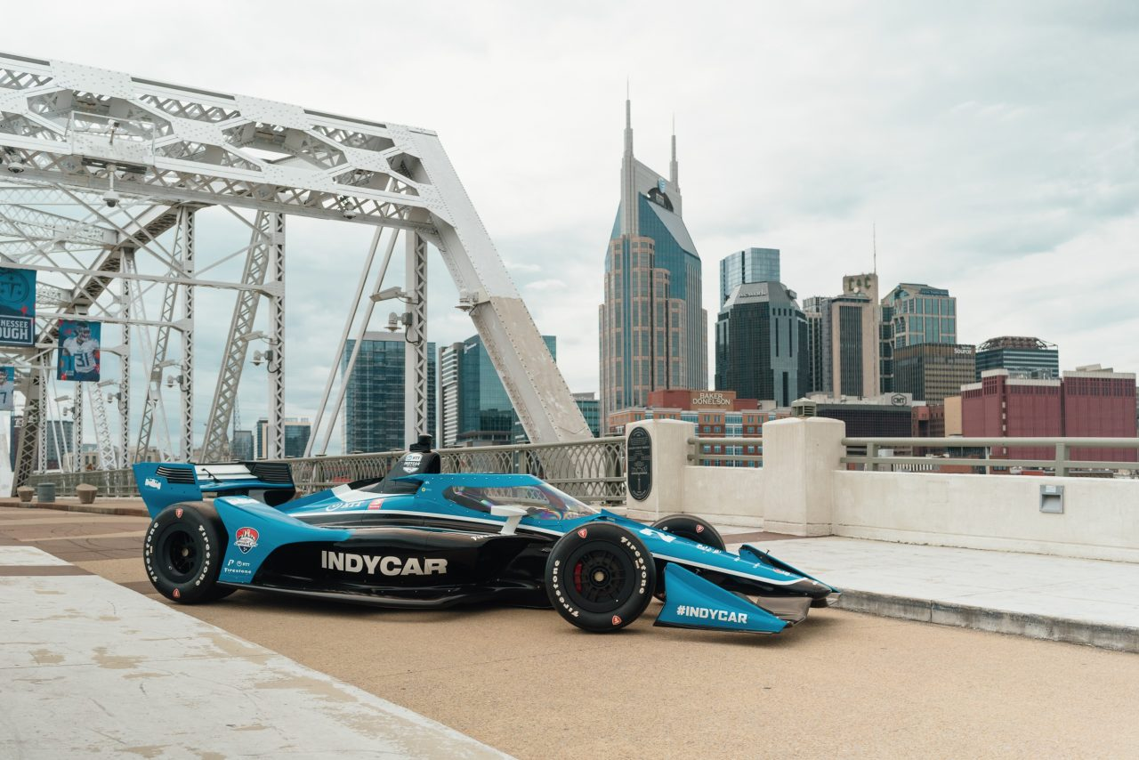 Music City Grand Prix and Music Festival Coming to Nashville