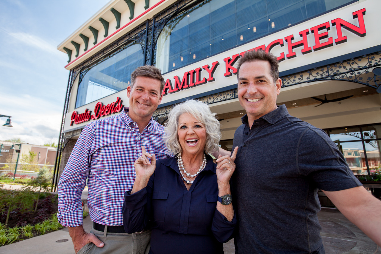 Paula Deen Brings Her Flavor of Southern Cooking to Nashville with a Massive New Family Restaurant