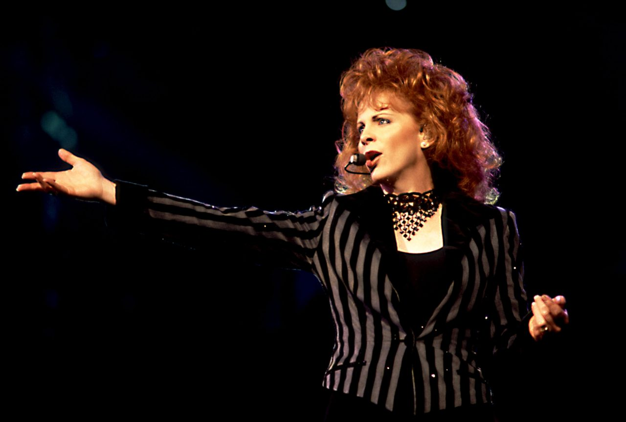 Reba Celebrates 30th Anniversary of Her Landmark Album 'Rumor Has It' With Re-Release