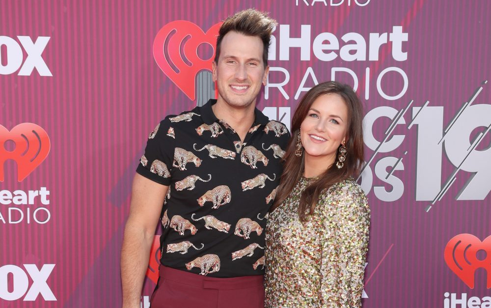 Russell Dickerson and Wife Kailey Welcome First Child Remington Edward