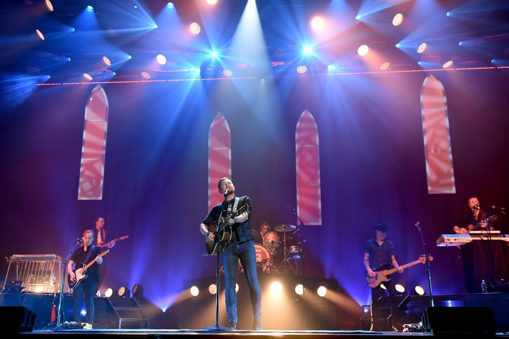 Feel-Good Friday: Uplifting Country News From Brad Paisley, Miranda Lambert & Scotty McCreery