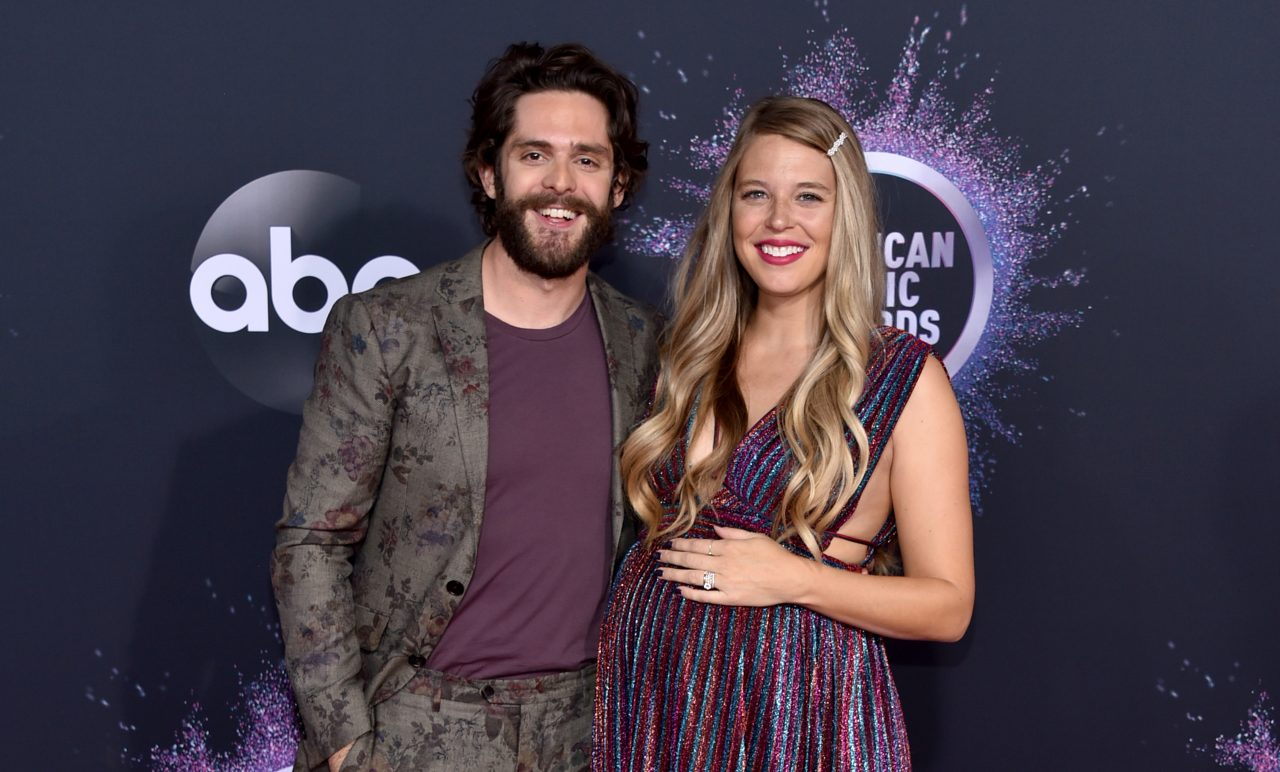 Thomas Rhett and Wife Lauren Open Up About Marriage Counseling