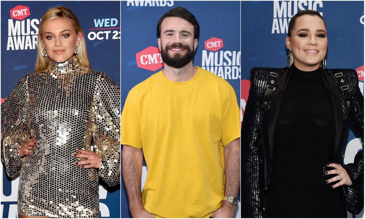 Photos: 2020 CMT Music Awards Red Carpet Arrivals