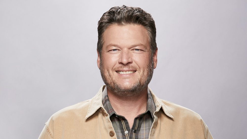 Blake Shelton Takes 'Spring Blake' to Circle Network and Peacock