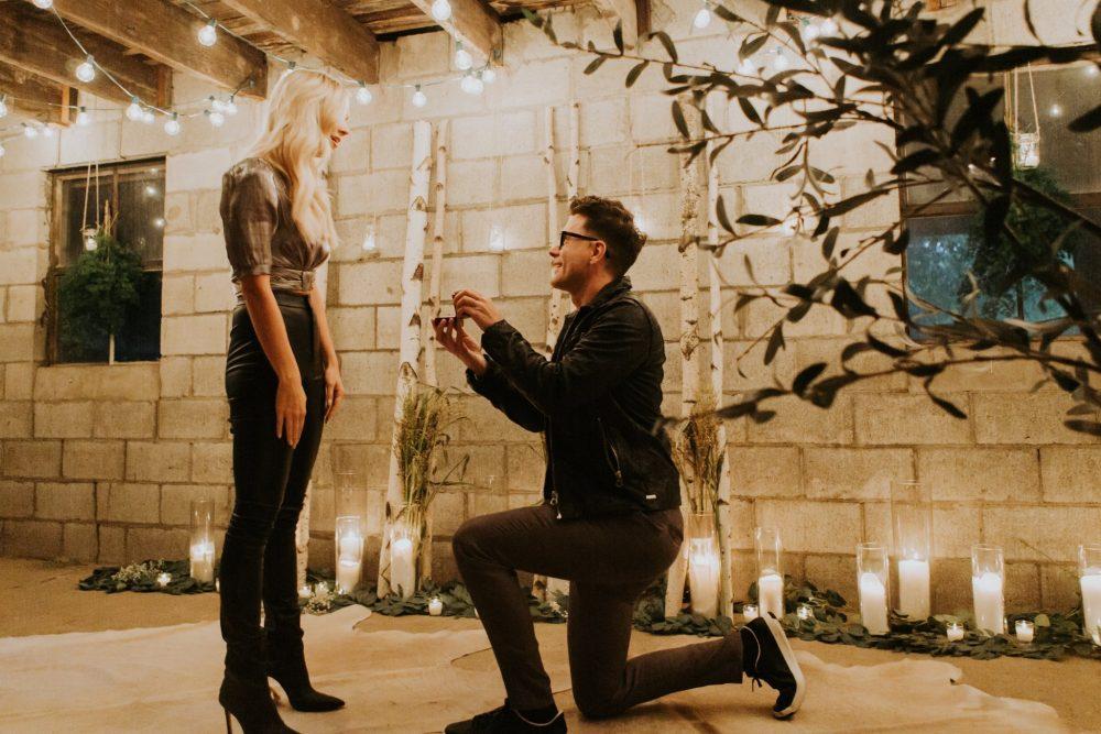 Bobby Bones Shares Romantic Engagement Video