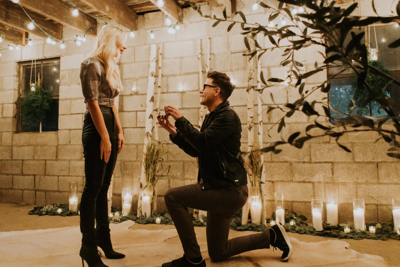 Bobby Bones Shares Romantic Engagement Video