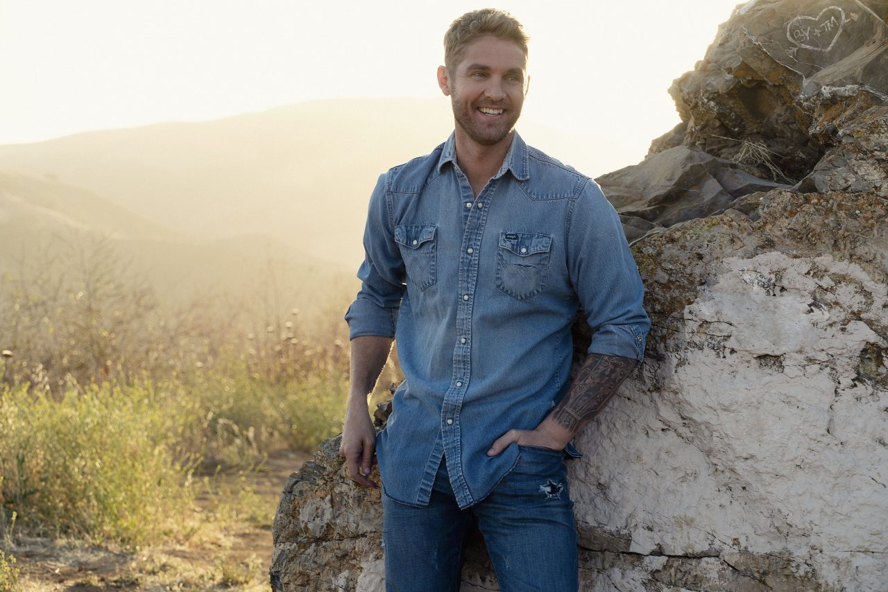 Brett Young Releases Charming Children's Book, 'Love You, Little Lady'