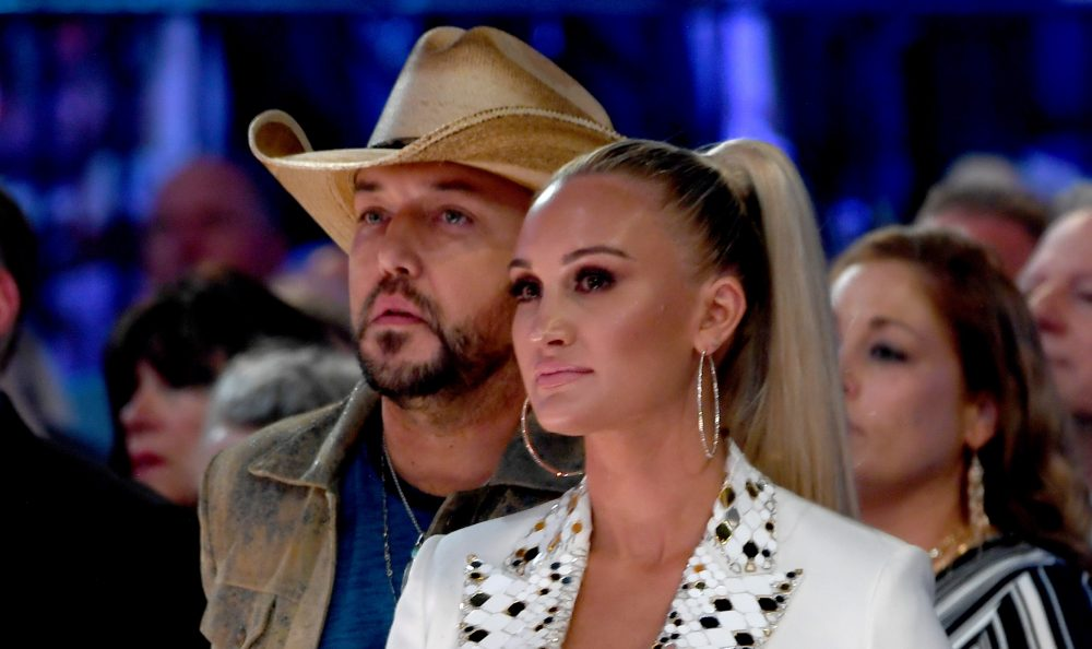 Brittany and Jason Aldean Remember Route 91 on Third Anniversary of Shooting
