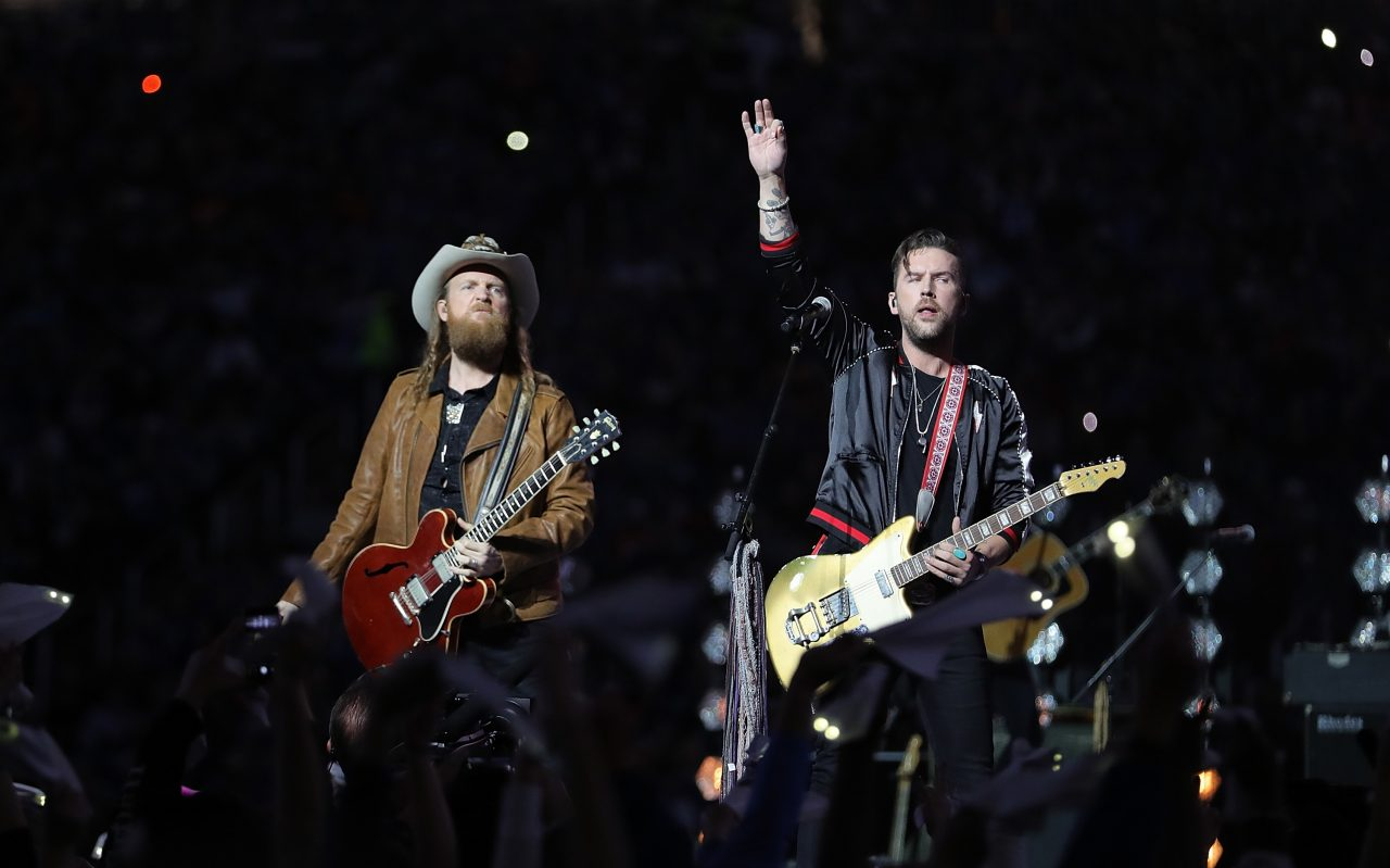 Enter For Your Chance to Win a Brothers Osborne 'Skeletons' Prize Pack