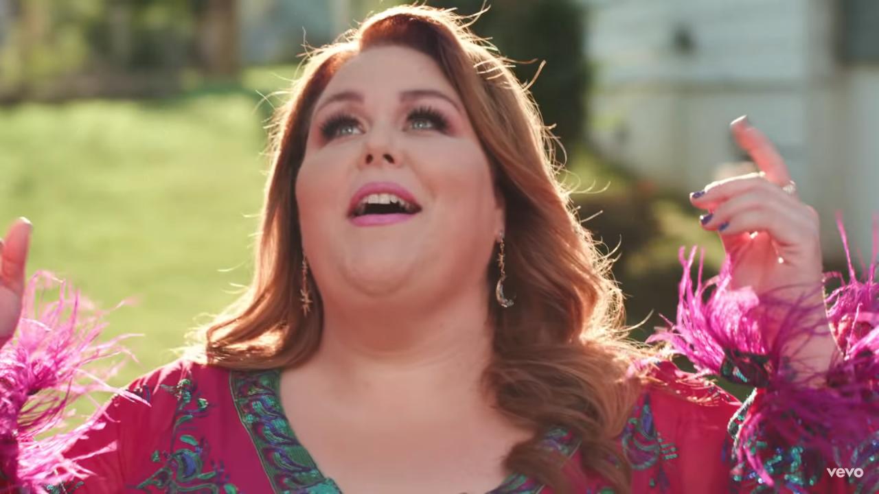 Chrissy Metz Highlights BFFs in Heartwarming 'Talking to God' Video