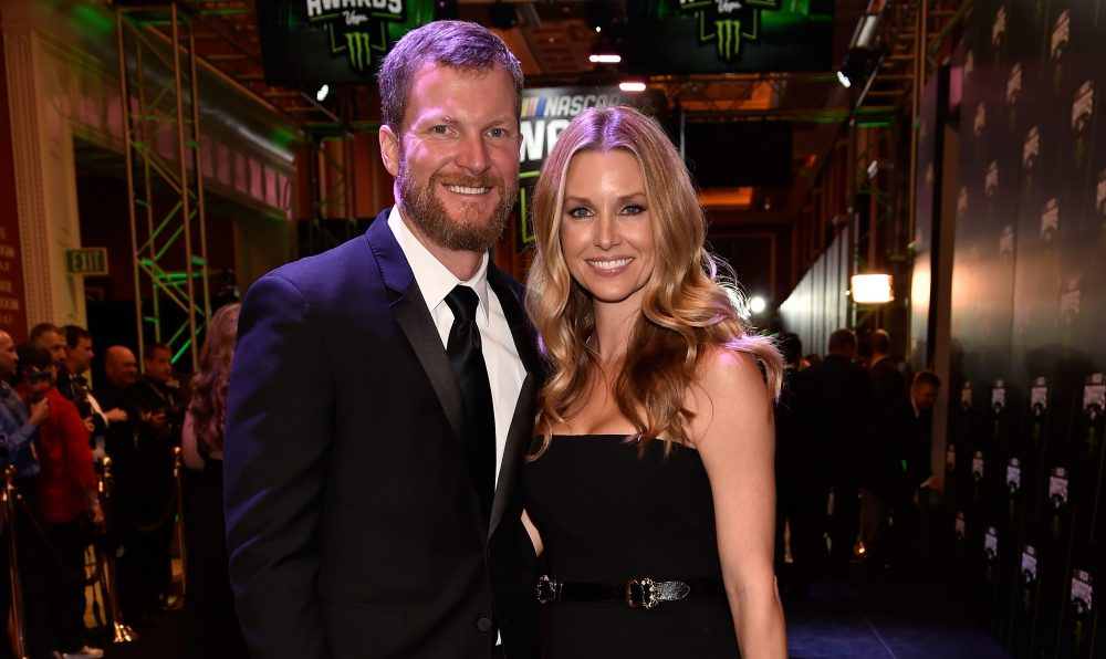 Dale Earnhardt Jr. and Wife Welcome Second Daughter