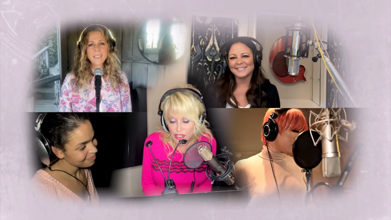 Dolly Parton, Sara Evans and More Fight Breast Cancer With 'Pink'