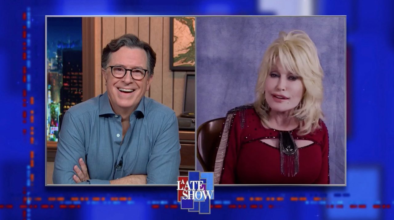 Feel-Good Friday: Uplifting Country News From Dolly Parton, Maren Morris & Luke Bryan