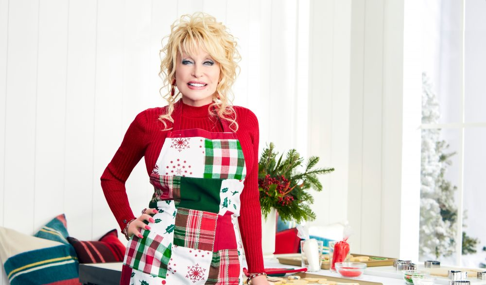 Dolly Parton Holiday Collection Now Available at Williams Sonoma