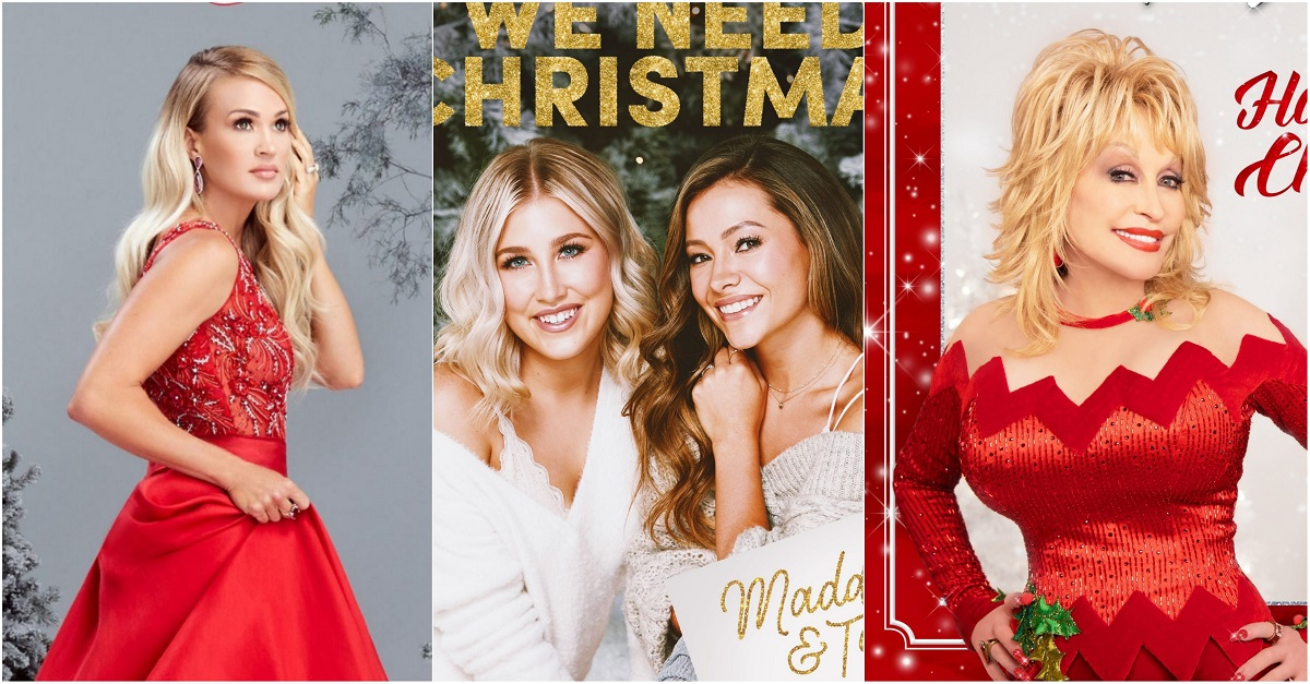 Celebrate the Holidays With 2020's Country Christmas Releases Sounds Like Nashville