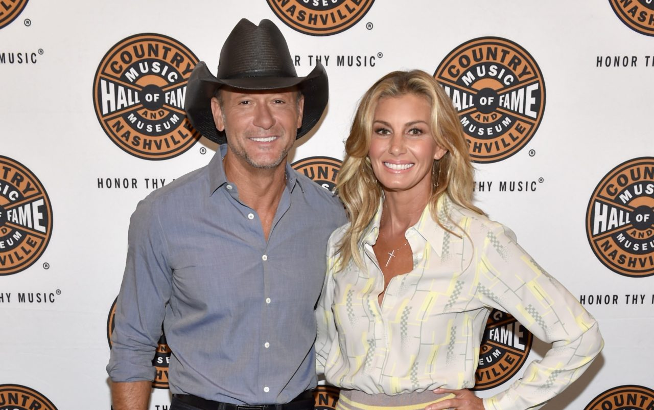 Feel-Good Friday: Uplifting Country News From Dolly Parton, Little Big Town, Tim McGraw + Faith Hill