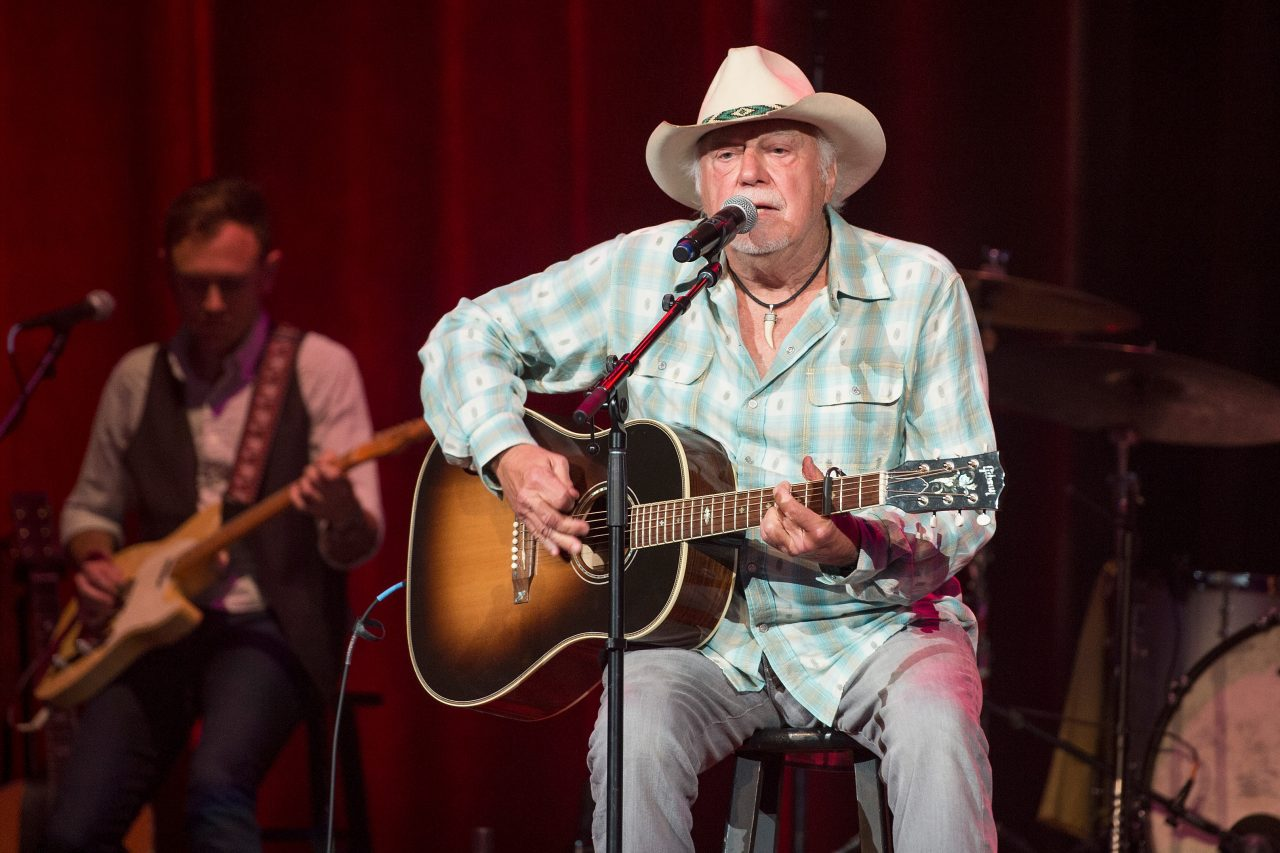 Country Music Stars Mourn the Loss of Singer-Songwriter, Jerry Jeff Walker