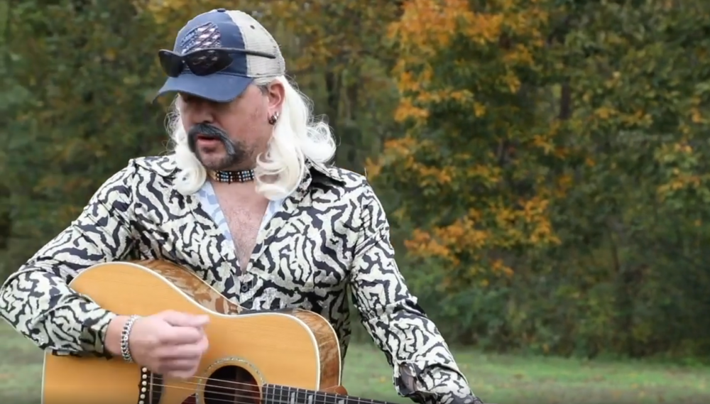 Brittany and Jason Aldean Win at Halloween with 'Tiger King' Costumes