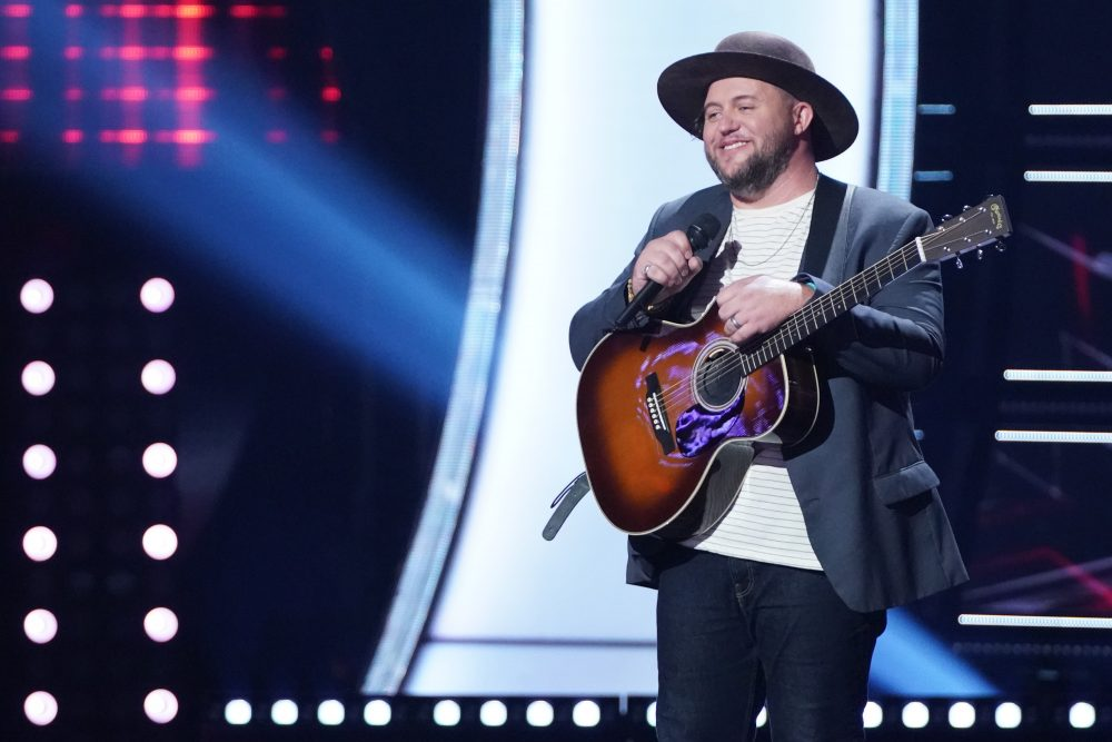 Jim Ranger Inspires Coaches Battle in New Season of 'The Voice'
