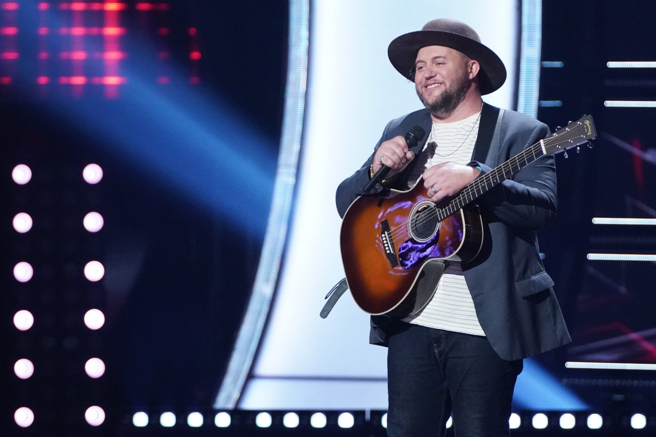WATCH: California Pastor Advances on NBC's 'The Voice'